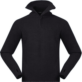 Bergans Ulriken Sweat-shirt Homme, black melange